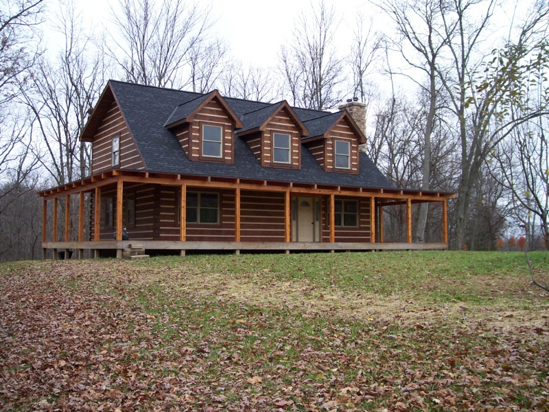 pioneer log homes wood house log homes llc. Black Bedroom Furniture Sets. Home Design Ideas