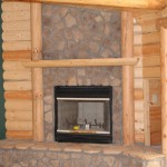 Cozy MBR Fireplace