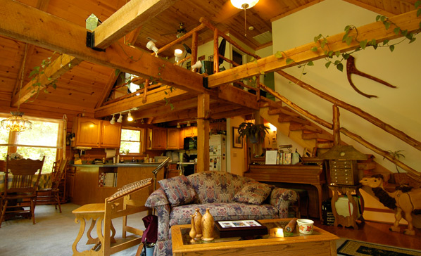 FAQ | Wood House Log Homes LLC